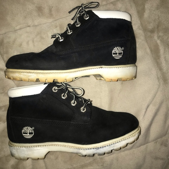 Timberland Shoes | Womens Black And